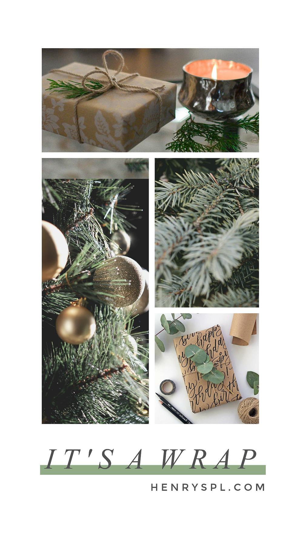 DIY Rustic Gift Wrap Ideas