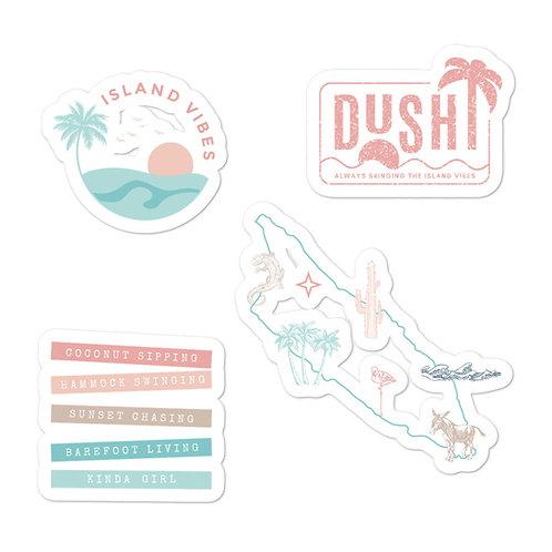 Aruba Island Sticker Pack