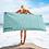 Thumbnail: Aruba Beach Towel Aqua