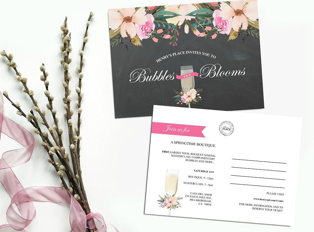 Bouquet Making Masterclass