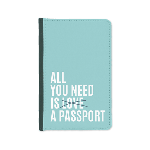 All You Need Is Love Passport Cover