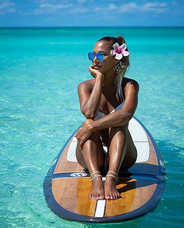 Island Girl Rachel Sawden