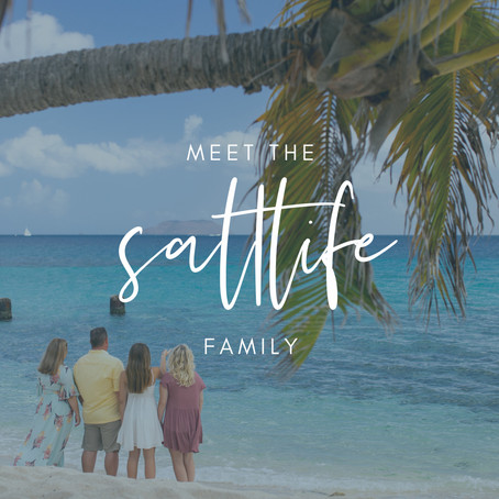 Meet the Saltlife Family