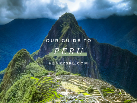Our Peruvian Adventure