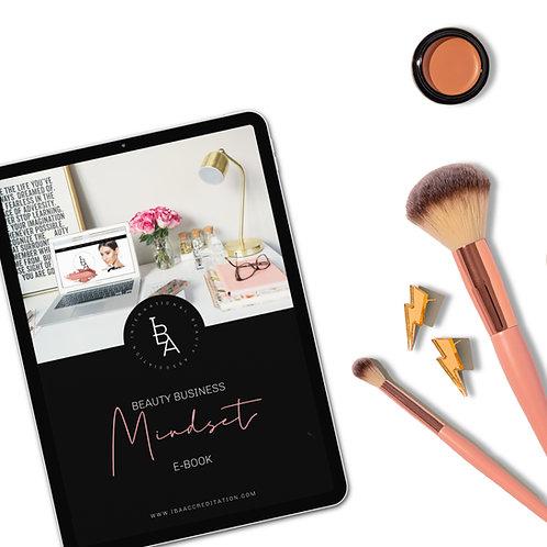 IBA Beauty Business Mindset E-Book