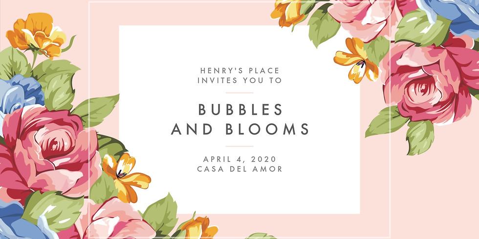 Bubbles & Blooms 2020