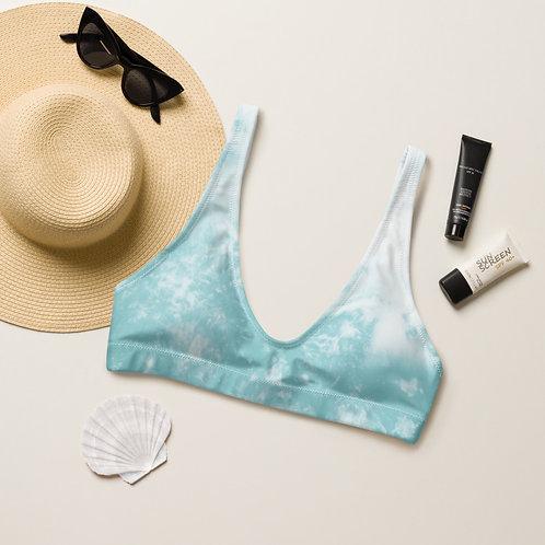 Tie Dye Recycled Bikini Top