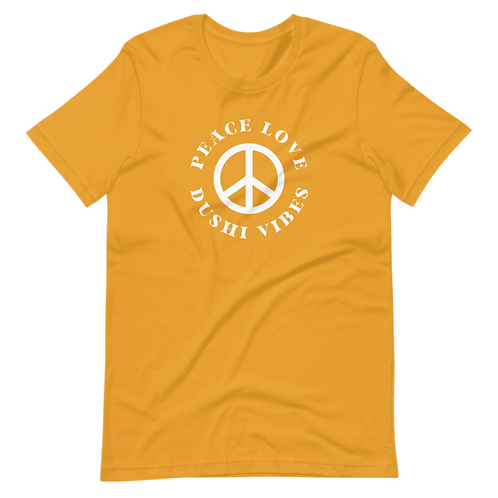 Peace Love Dushi Vibes T-Shirt
