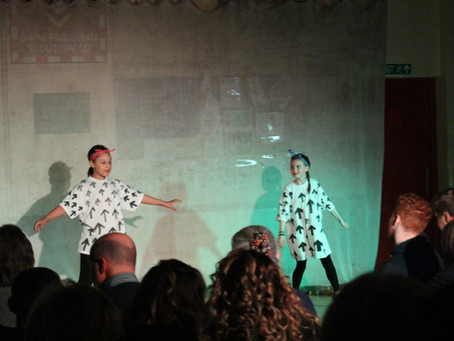 Does it matter if my child dances for an audience?