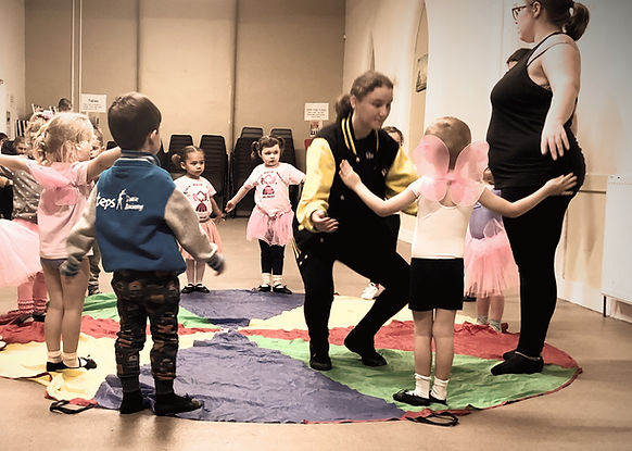 Preschool Dance in Yardley Birmingham