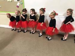 Beautiful Ballerinas from Steps Dance Academy