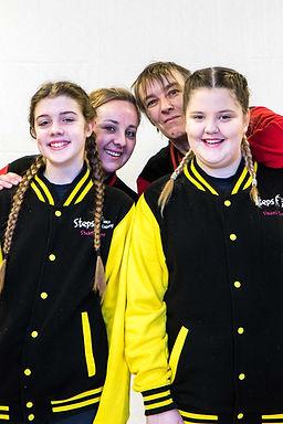 Friendly Staff at Steps Dance Academy Yardley Birmingham
