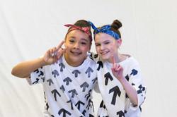 Intemediate Dance Students