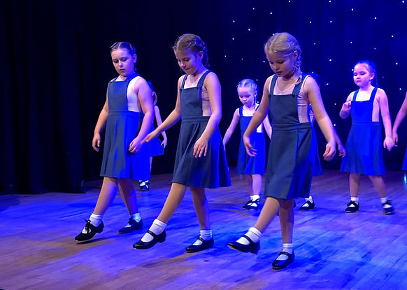 Yound dancers from Steps Dance Academy Birmingham