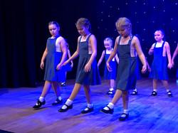Children Tap Dancing