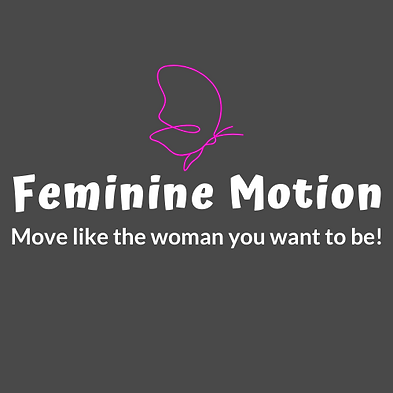 Feminine Motion Logo