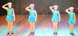 Steps Dance Academy Junior Sailor Dance