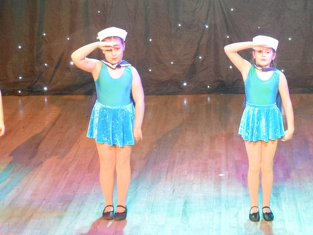 5 Ways that Dance Classes help your childs Physical Development