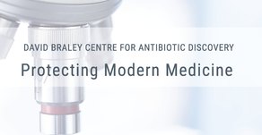The David Braley Centre for Antibiotic Discovery (DBCAD)