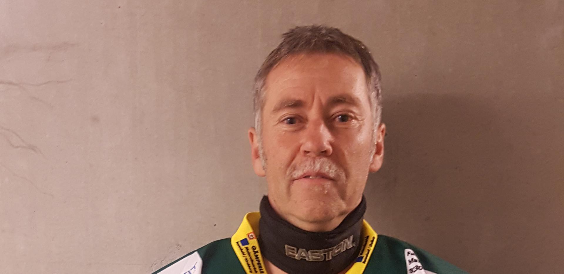 Heinz Kistler #7