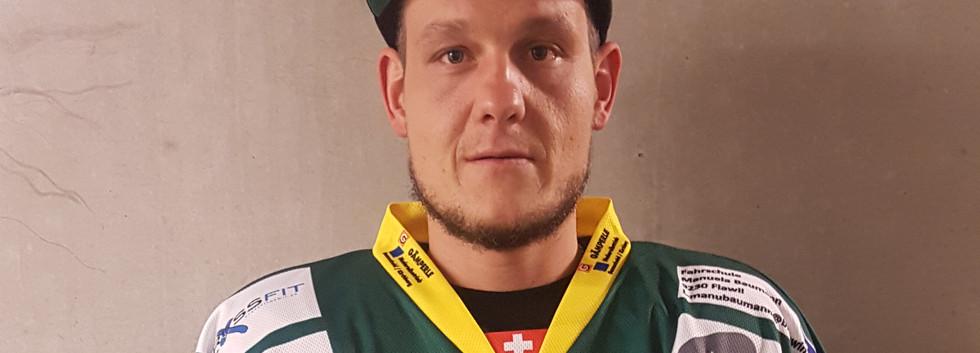 Stefan Baumgartner #86
