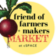friend of th farmers and makers market at cSPACE