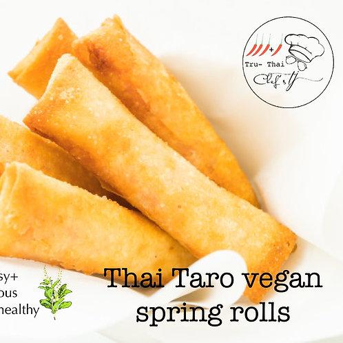 Thai Taro Spring Roll