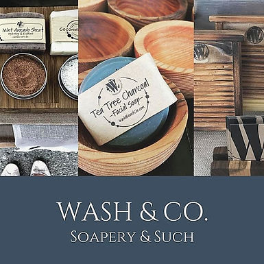 WASH & CO. SOAPERY & SUCH