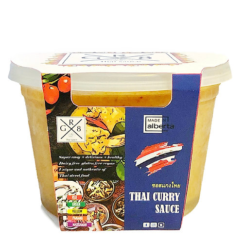 Thai Curry Sauce - Masman
