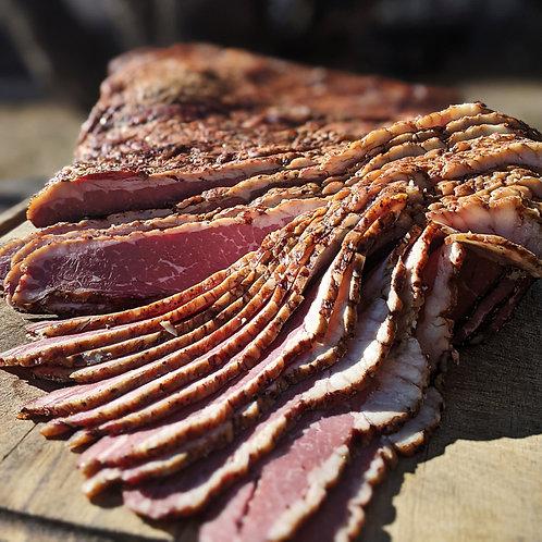 Beef Brisket Bacon