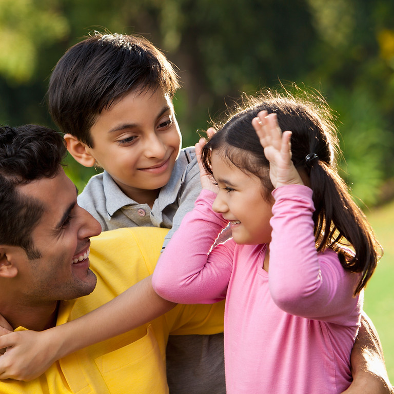 Triple P Parenting Discussion Group for Parents of Children Under 12