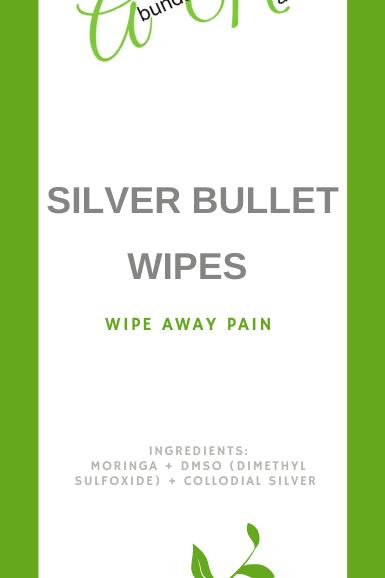 Sliver Bullet wipes