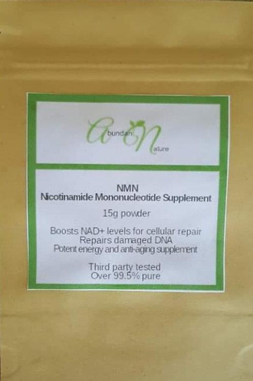 NMN-Nicotinamide Mononucleotide +Moringa oil