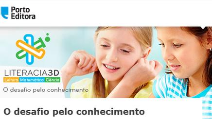 LITERACIA 3Di - Porto Editora