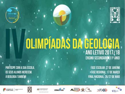 Olimpíadas Portuguesas de Geologia