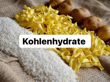Kohlenhydrate - Unser wichtigster Energielieferant