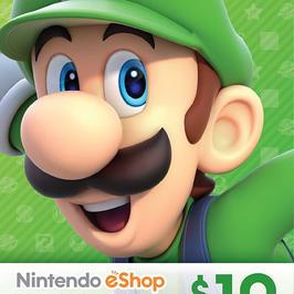 Nintendo eShop Gift Card