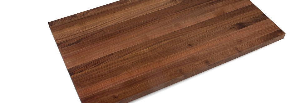 "1 1/2"" THICK PREMIUM WALNUT [27""-32"" Wide]"