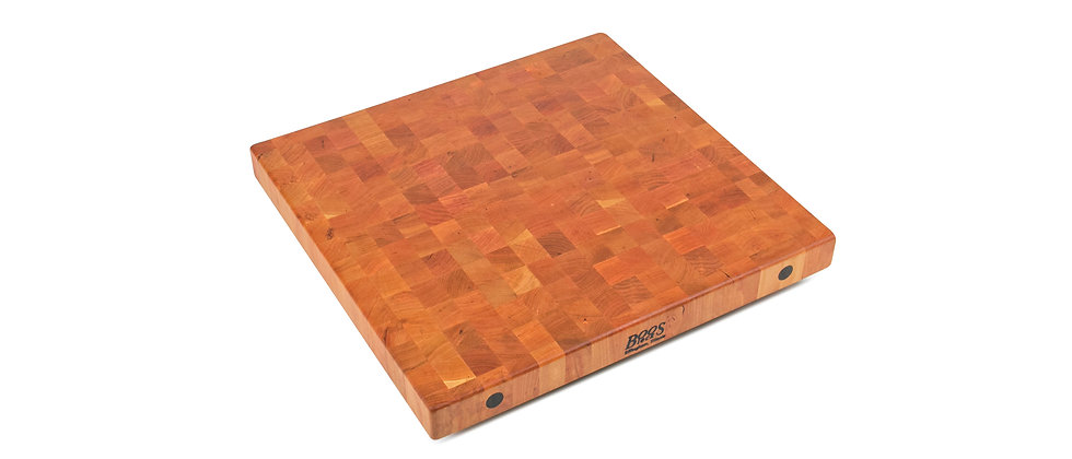 "7"" THICK END GRAIN CHERRY"