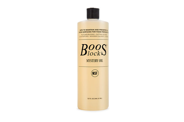 Boos Block® Mystery Oil Kit 1
