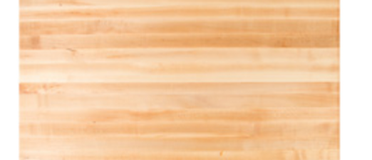 """1 1/2"""" THICK BLENDED MAPLE [36"""" - 42"""" Wide]"""