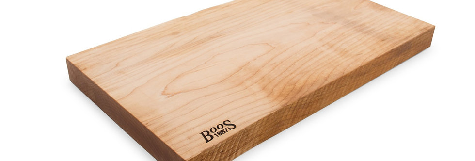 """""""RUSTIC COLLECTION"""" MAPLE 1.75"""" THICK"""