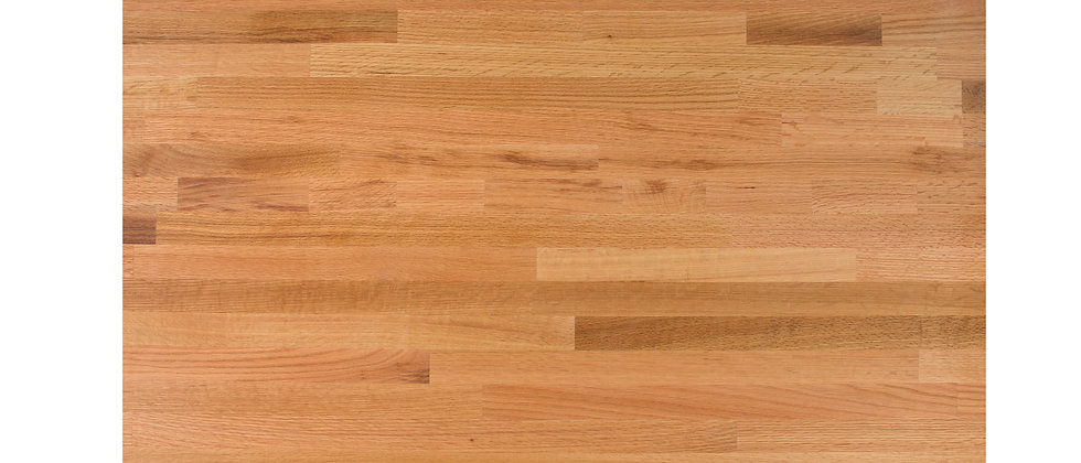 "1 1/2"" THICK BLENDED OAK [36-42"" Wide]"