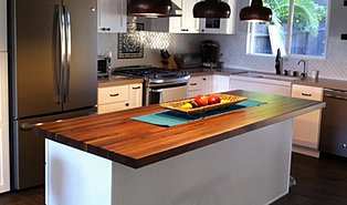 san diego butcher block countertops