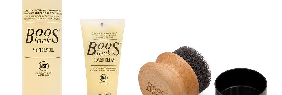 Boos Block® Mystery Oil Kit 4