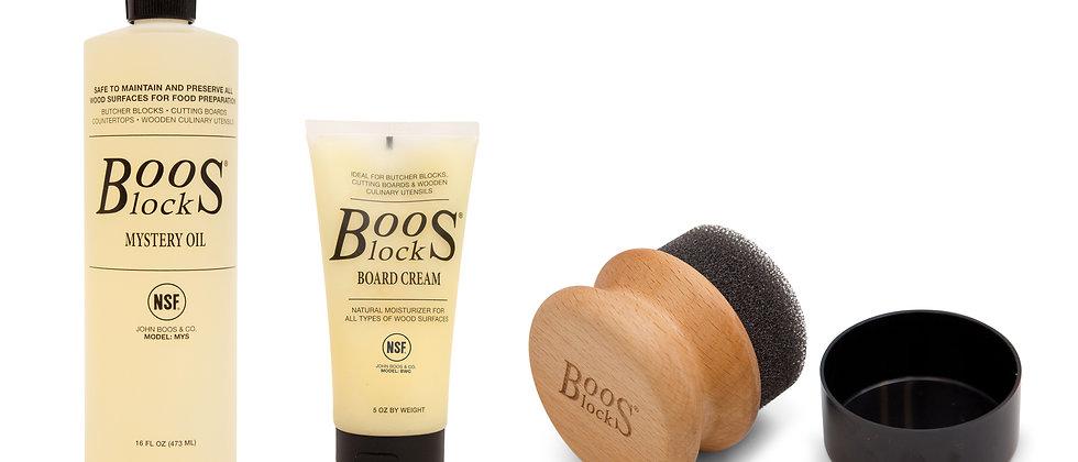 Boos Block® Mystery Oil Kit3