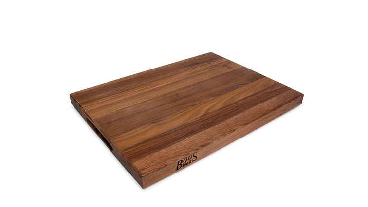 """""""REVERSIBLE COLLECTION"""" WALNUT 1.5"""" THICK"""