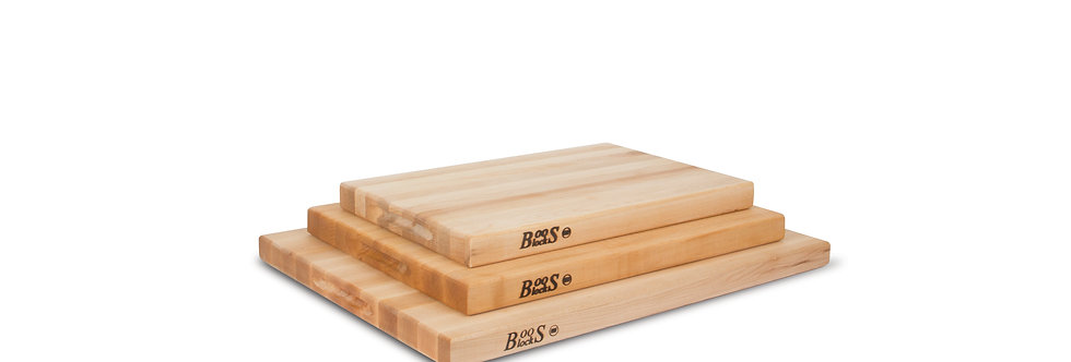 """""""REVERSIBLE COLLECTION"""" MAPLE 1.5"""" THICK"""