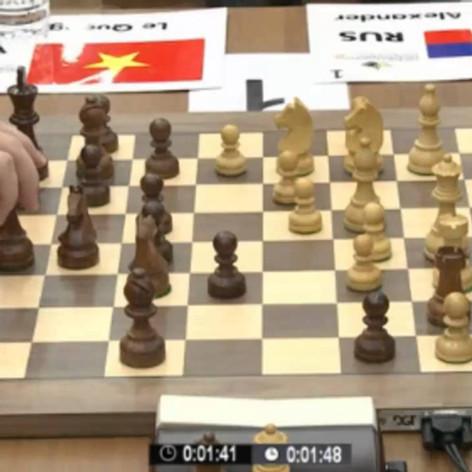Liem vs Grischuk - World Blitz 2013