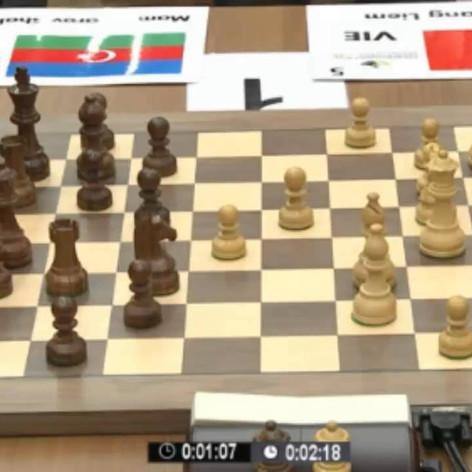 Liem vs Mamedyarov - World Blitz 2013
